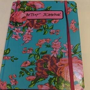 Betsey Johnson journal